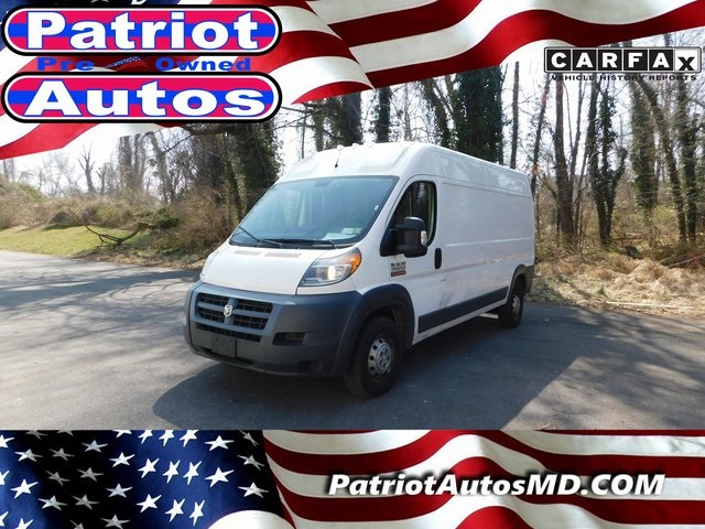 Pre-Owned 2017 Ram ProMaster 2500 High Roof