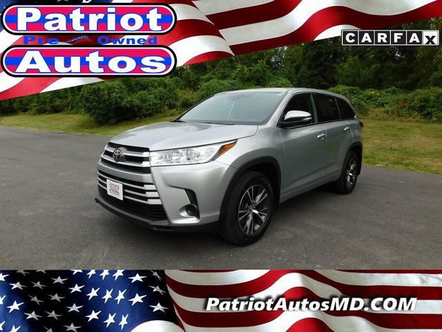 Pre-Owned 2018 Toyota Highlander LE Plus