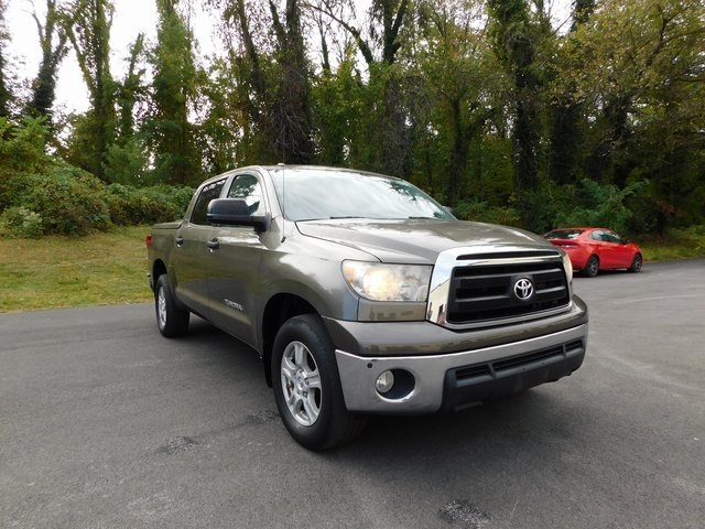 Pre-Owned 2010 Toyota Tundra Grade