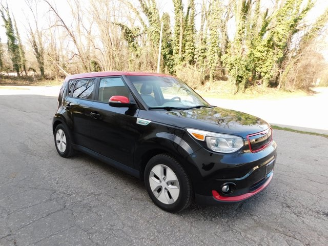 Pre-Owned 2015 Kia Soul EV Plus
