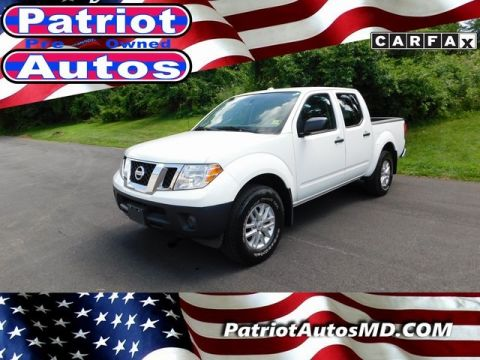 Pre-Owned 2015 Nissan Frontier SV